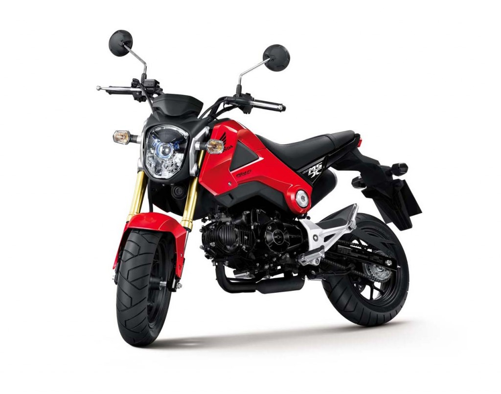 2014 Honda Grom – Perfect Small City Motorcycle – Welcome to Tech & ALL