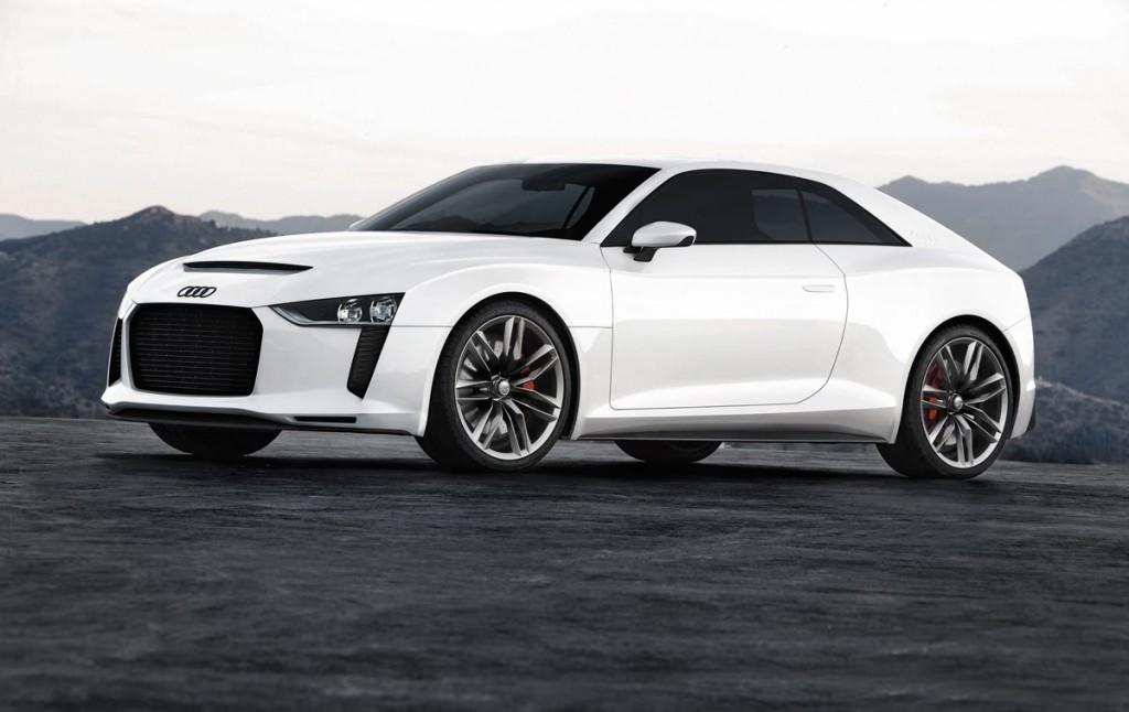 Audi quattro concept 15
