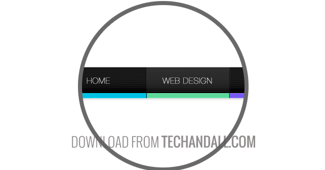 TechAndAll_FlatColor_Carbon_Nav_bar3