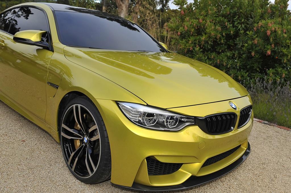 BMW M4 Concept ©BMW 023
