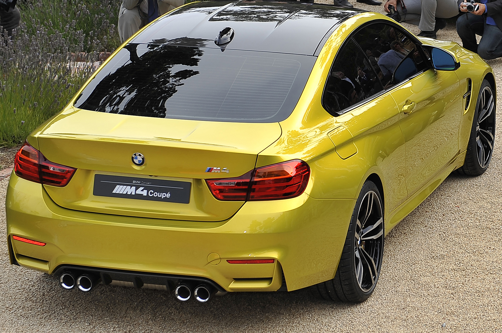 BMW M Concept Welcome To Tech ALL - 2013 bmw m4