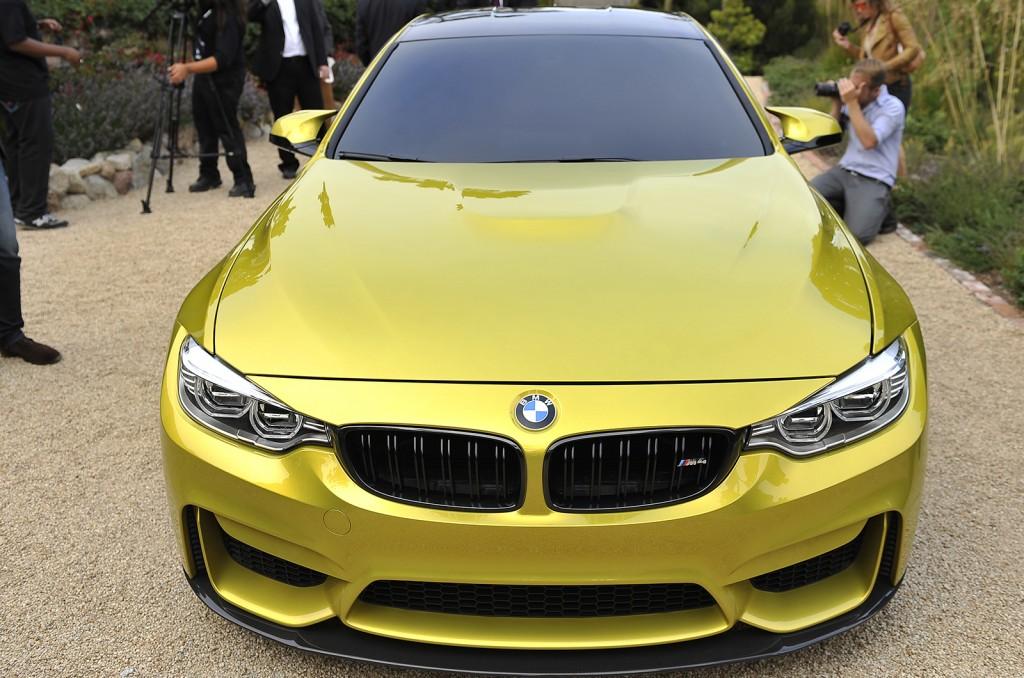 BMW M4 Concept ©BMW 026