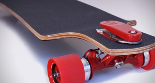 Brakeboard brakes for longboard skateboards tech for Longboard truck template