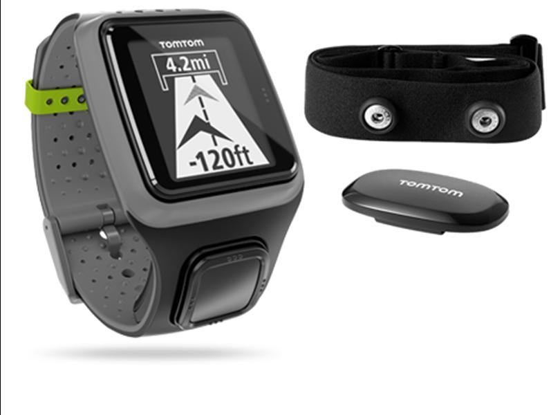 Runner GPS With HRM