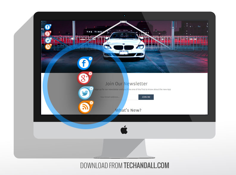 Social_Media_Float_buttons_CSS