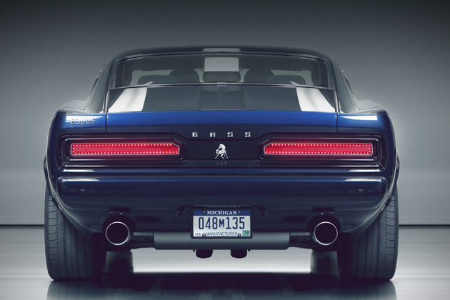 The Equus Bass 770 Is The Ultimate Musclecar Tech All