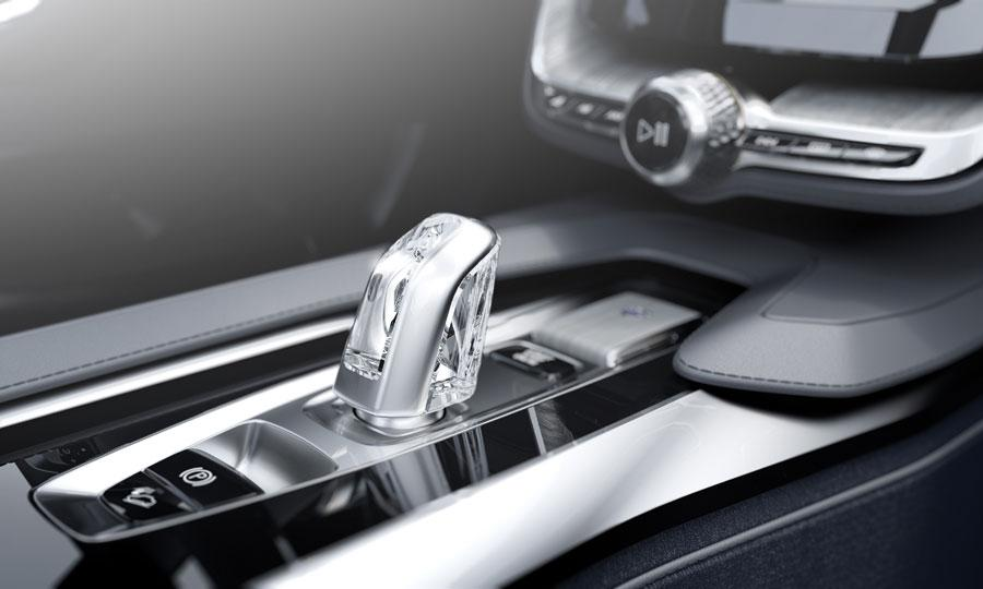 Volvo-Concept-Coupe-at-2013-Frankfurt-motor-show-gear-selector