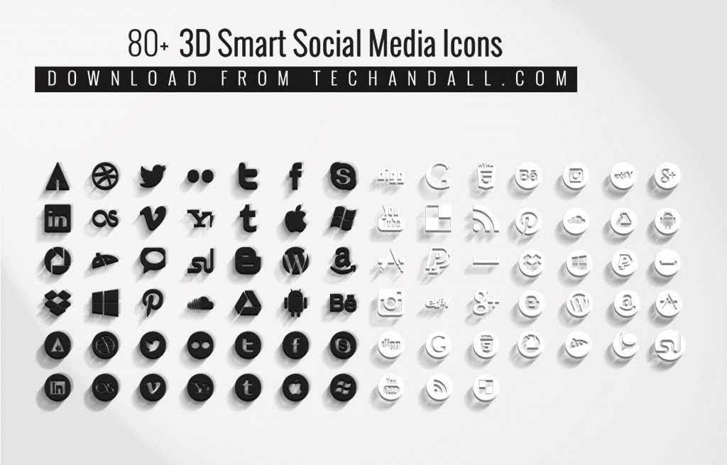 techandall_3D_socialmedia_icons_large