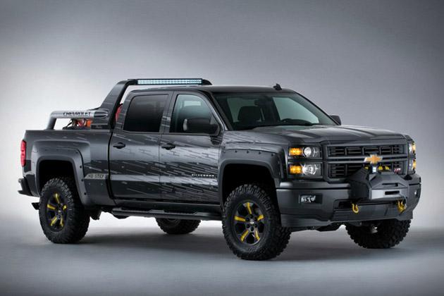 2014-Chevrolet-Silverado-Black-Ops-Concept-1
