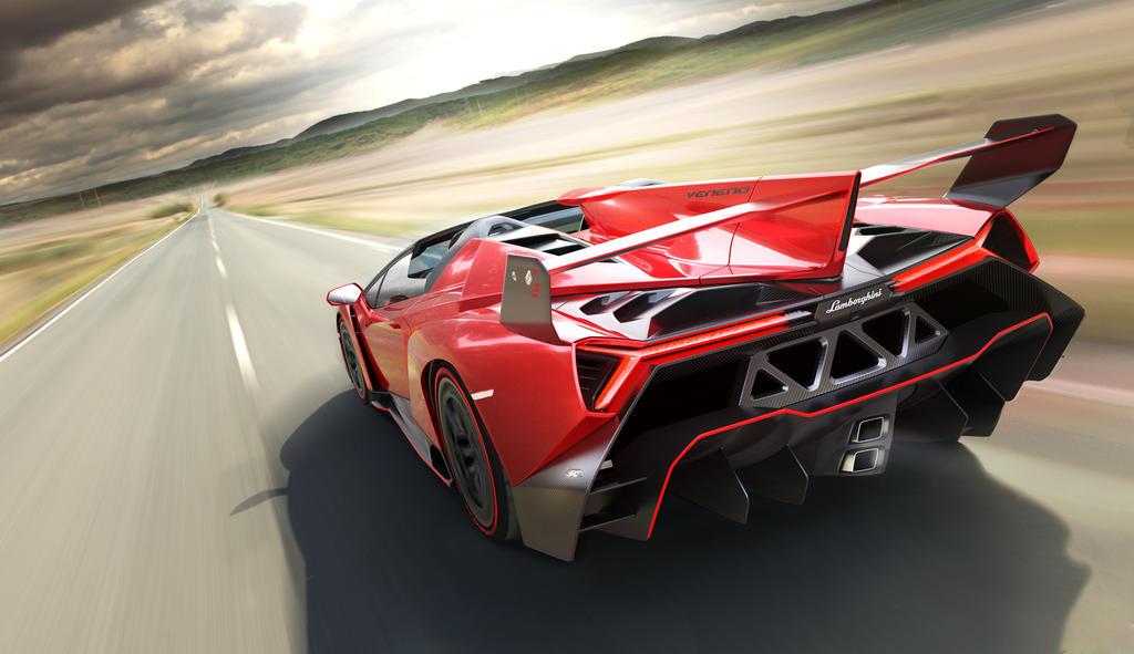 Lamborghini-veneno-roadster-back