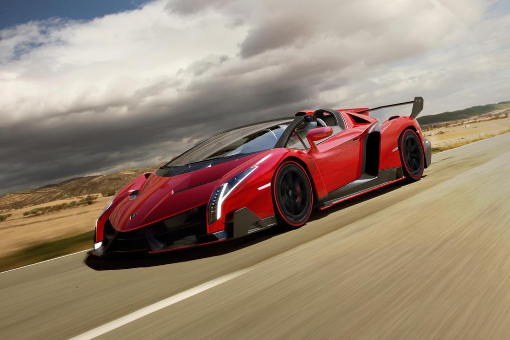 Lamborghini-veneno-roadster-fast
