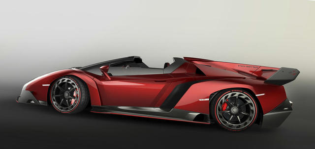 Lamborghini-veneno-roadster-side