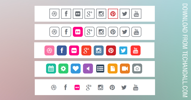 pure_CSS_icon_set_PREVIEW