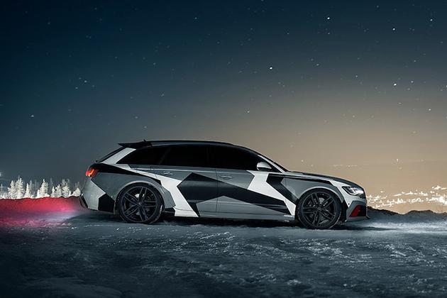 Jon-Olssons-Winter-Ready-Audi-RS6-Wagon-1