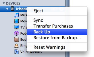 backup-iphone-with-itunes