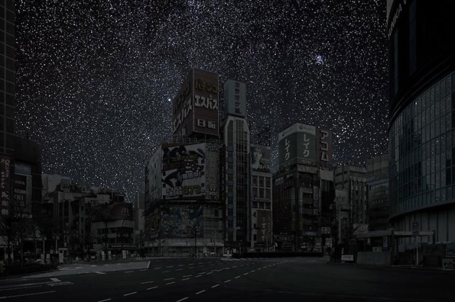 tokyo-darkened-cities-by-thierry-cohen-660x439