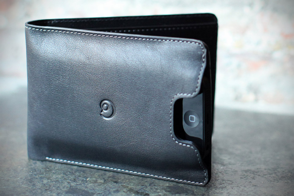 Leather-Wallet-with-iPhone-5-Case-by-Danny-P.-Black-image-1