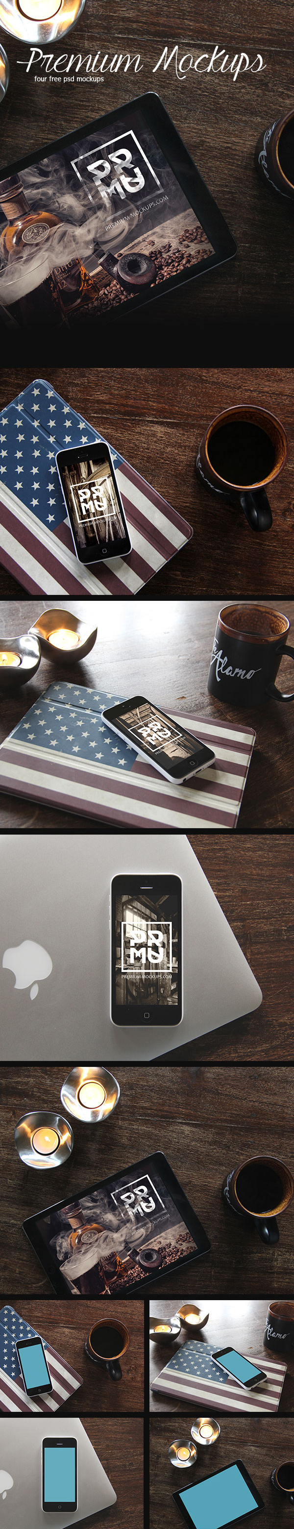 iPhone - iPad Photo MockUps2