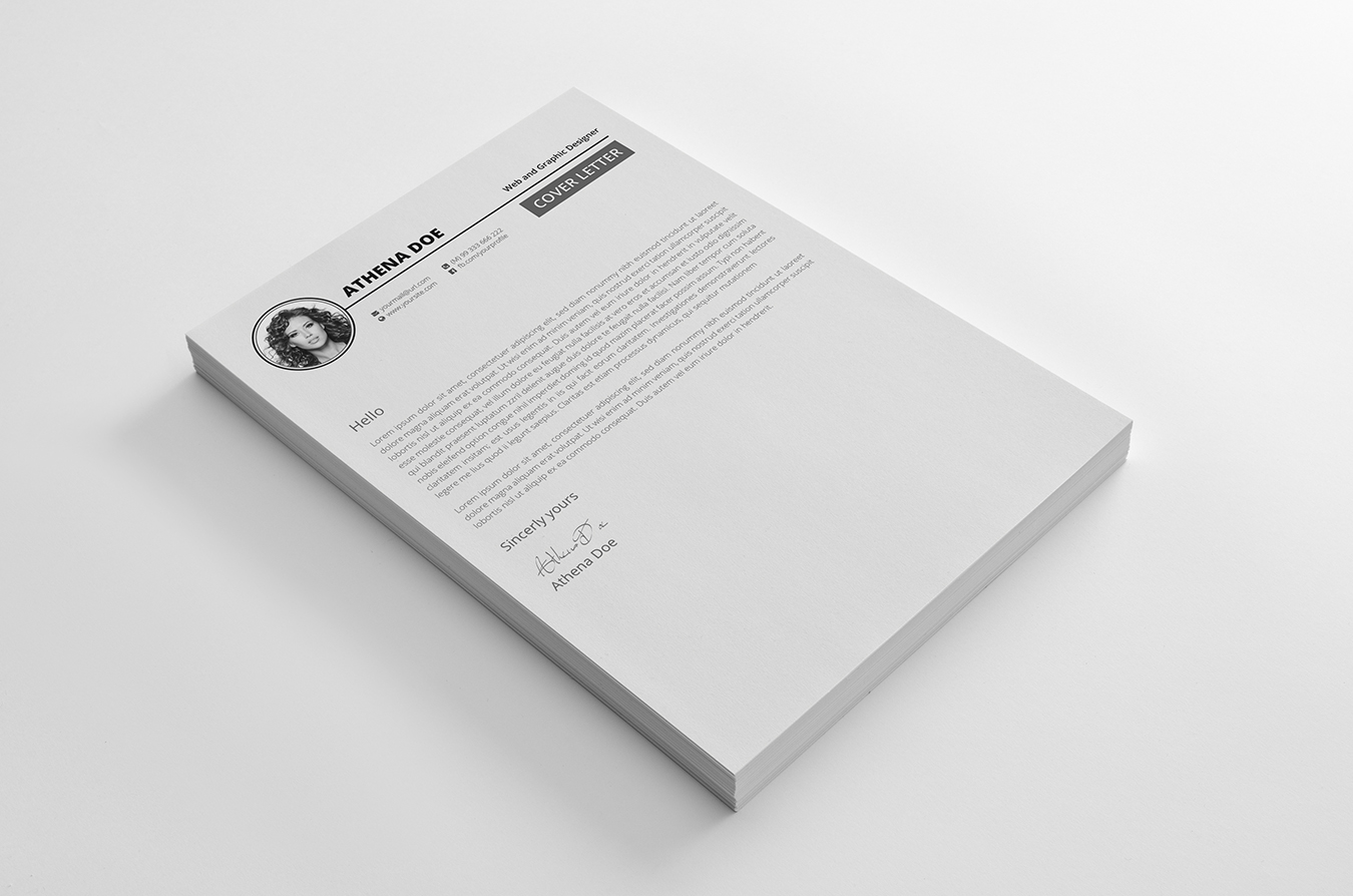 driver cover letter%0A Resume cover letter and print portfolio template welcome to   coverletter  madrichimfo Image collections