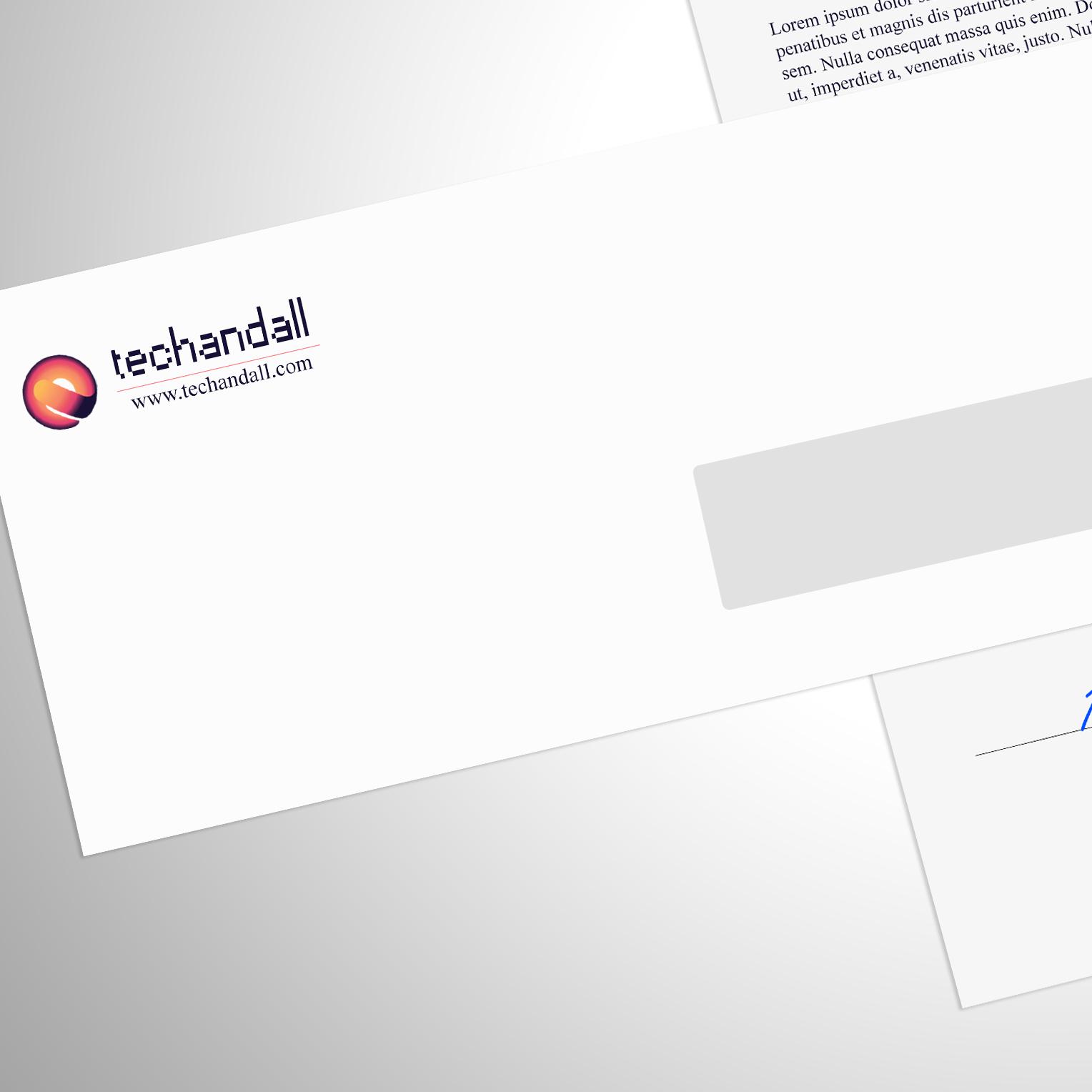 techandall - Branding Mockip v XX2 -S3