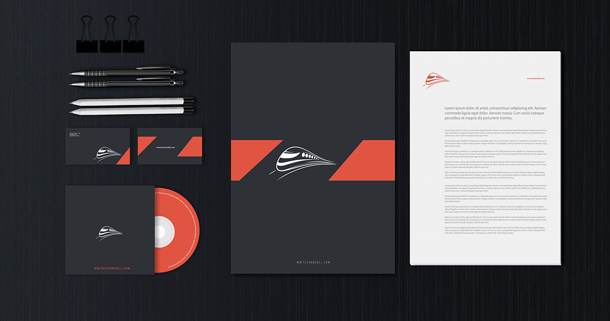 techandall_ Stationery_Branding_Mock_Up