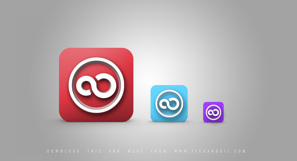 techandall_iOS_3D_Icons_3