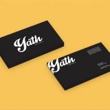 Branding Mockup - V16 Cards