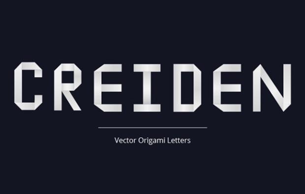 Creiden-free-font
